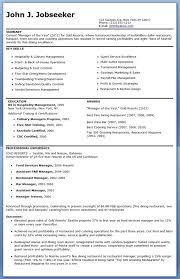 Sample Resume For Hotel Duty Manager