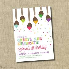 painting party invitations farm com painting party invitations an elegant design of simple party invitations design to increase adorable your party 9