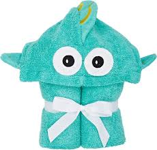 Image Unicorn Oversized Hooded Bath Towels For Kids Large Torquoise Tropical Fish Towel For Girls And Boys Pool Colorful Childhood Store Oversized Hooded Bath Towels For Kids Large Torquoise Tropical