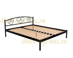 Двуспальная металлическая <b>кровать DARINA</b> (<b>ДАРИНА</b>) <b>Стиллмет</b>