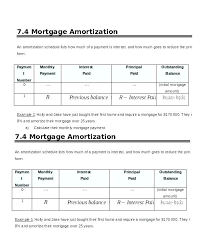 Home Amortization Excel Mortgage Amortization Schedule With Extra Payments In
