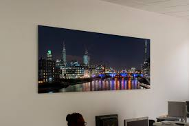 artwork for the office. Acrylic Print Of London On Office Wall Artwork For The