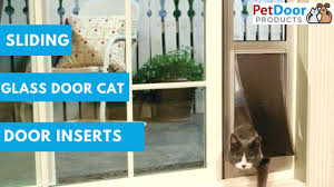 many pet owners are in doubt whether installing a sliding glass door with a pet door is possible well both you and your dog or cat can enjoy the freedom