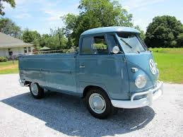 1960 VW Single Cab Transporter For Sale @ Oldbug.com