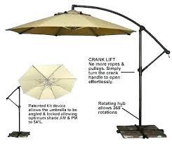 cantilever umbrella parts patio replacement pa