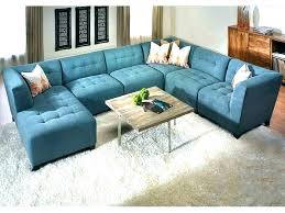 tufted sectional with chaise u shaped leather couch sofa luxury shape upholstered sectio