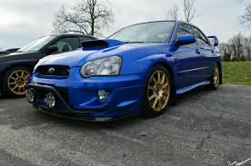 David Kilbourn's 2004 Subaru Impreza WRX