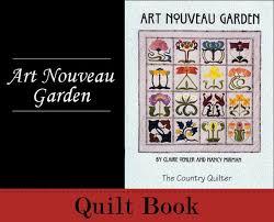 40 best quilts art nouveau images on Pinterest   Drawing, Drawings ... & Art+Nouveau+Garden+by+nancymirman+on+Etsy,+$19.95 Adamdwight.com