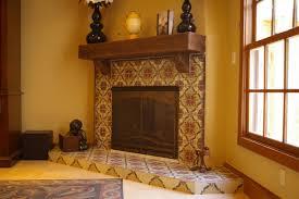 Southwest Fireplace Design Ideas Rustic Distressed Wood Mantle Southwestern Fireplace