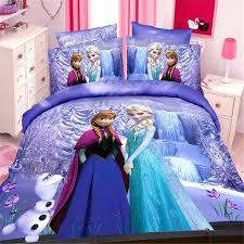 frozen full bed sets frozen girls bedding set duvet cover bed sheet pillow cases twin single frozen full bed sets