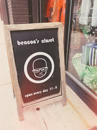 beacon s closet has several locations here in nyc and to be honest i m not always a fan some of their other locations i find to be overcrowded and