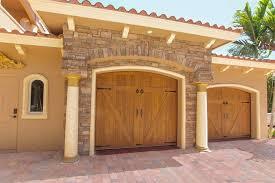 rustic garage doorsrustic garage doors mediterranean with wood door miami cabinetry