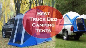5 Best Truck Bed Tents For Adventure Camping 2019