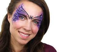 witch face makeup basic witch face paint tutorial snazaroo you 40 easy