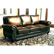 living leather sofa reviews incredible brown abbyson furniture gray pa