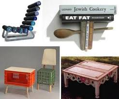 20 Creative & Unique Recycled Furniture Designs & Ideas