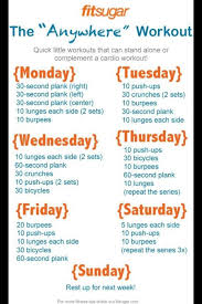 Daily Strength Workout Sport1stfuture Org