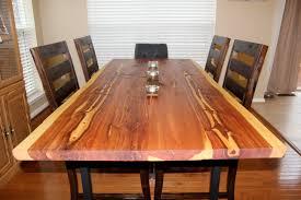 cedar dining room set