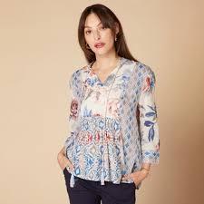 Купить <b>блузку</b> в интернет-магазине DERHY | <b>La Redoute</b>