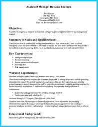 Assistant Property Manager Resume Examples There are several parts to write your assistant property manager 21