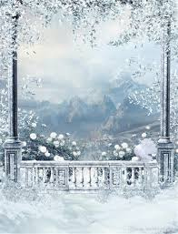Outdoor backgrounds Night 2019 Winter Snow Scenic Wallpaper Outdoor Background White Pigeon Trees Leaves Mountains Vintage Castle Balcony Wedding Photography Backdrops From Dhgate 2019 Winter Snow Scenic Wallpaper Outdoor Background White Pigeon
