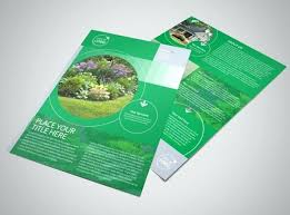 Lawn Care Flyer Template Word Residential Landscaping Flyer Template Free Lawn Care Templates Word