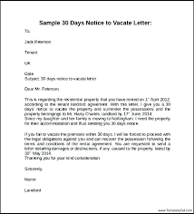 Rent Increase Letter To Tenants Tenant Notice To Quit Template Rent Increase Template Tenancy Notice