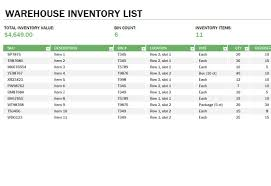 Excel Inventoryreadsheet Templates Tools Food With Alcohol Updated