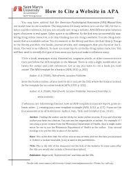 013 Do Citations Essay Website Research Paper How To Cite Museumlegs