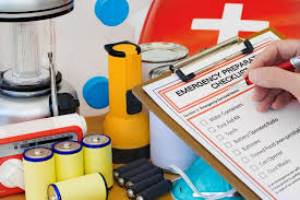 Emergency List Emergency Supply List For Disasters