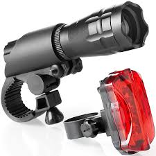 lighting set. amazoncom bike light set super bright led lights for your bicycle easy to mount headlight and taillight with quick release system best front lighting