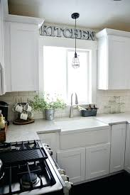 over the sink kitchen lighting. Kitchen Lighting Ideas Over Sink Images Full Size The