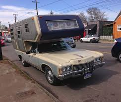 Camper Cars 1971 Chevrolet Camper Conversion Homemade Motorhome Vans
