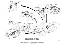 1965 mustang wiring diagrams average joe restoration simple 65 1965 mustang instrument cluster wiring diagram at 65 Mustang Wiring Diagrams