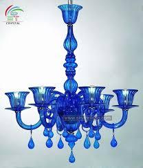 blue murano glass chandeliers blue murano glass chandeliers with blue glass chandelier plan furniture viz art