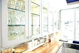 kitchen cabinet with glass doors white door frosted upper cabinets unfinished