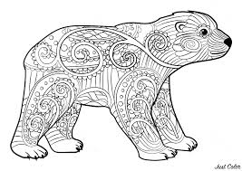 Show them your love and affection and let them show their artistic and creative sides. Bears To Color For Kids Bears Kids Coloring Pages