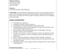 concierge resume concierge resume objective - Concierge Resume Objective
