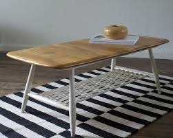 we love vintage ercol coffee table from britain with