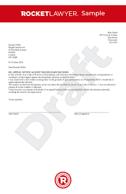 Appeal Letter To An Employer Uk Template Make Yours For Free