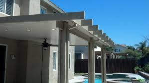 Alumawood solid patio covers at whole sale pricing to the public