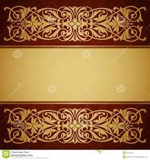 vintage gold borders and frames