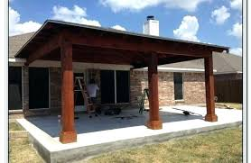 patio cover plans.  Cover Covered Patios Attached To House Patio Cover Plans How Build A  Not Throughout N