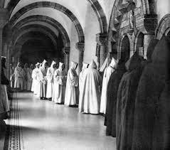 Resultado de imagen de imagen de canto gregoriano