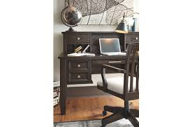 home office desk with hutch. Townser Home Office Desk With Hutch, , Large Hutch N