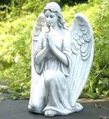 angel garden statue. angel garden statue ornaments statues for kneeling praying