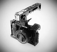 sony ilce 6000. shootvilla cage for sony alpha a6000 a6300 ilce-6000 6300 nex-7 top handle sony ilce 6000 p