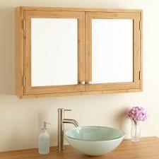 Bamboo Bathroom Cabinets 36 Lusky Bamboo Medicine Cabinet Bathroom