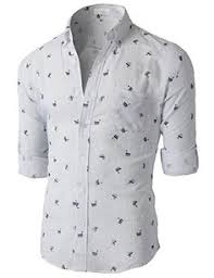 Men's Patterned Dress Shirts Adorable 48 Best Men Casual Shirts Images On Pinterest Casual Male Fashion