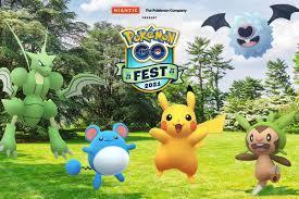 Pokémon Go Fest dates, times for online ...